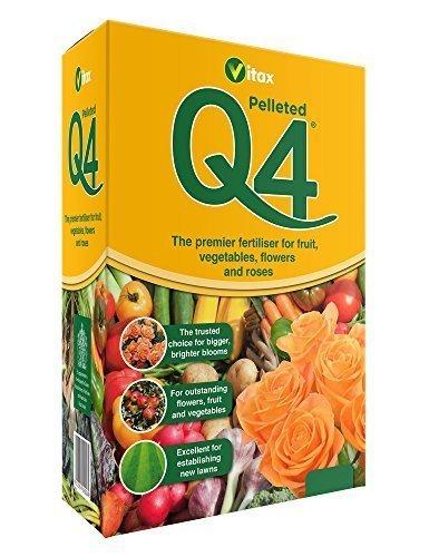 Q4 Fertiliser 0.9Kg