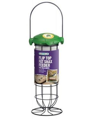 Flip Top Fat Snax Feeder A04242