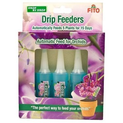 Pack of 5 Orchid Drip Feeders 32ml