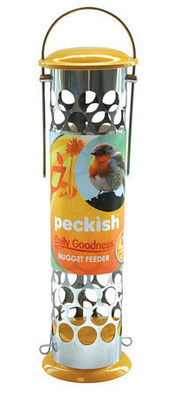 Peckish Daily Goodness Nugget Bird Feeder