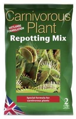 Carnivorous Focus Repotting Mix 2 Litre
