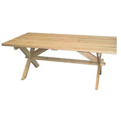 Pine Farmers Table 1.9 x 1.0m (314)