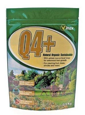 Q4+ Pre-Planting Fertilizer 0.9Kg