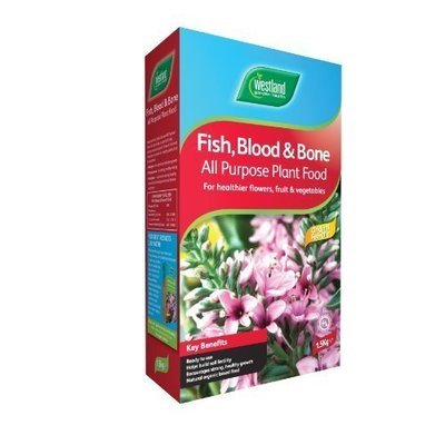 Fish, Blood and Bone All Purpose Plant Food 1.5kg