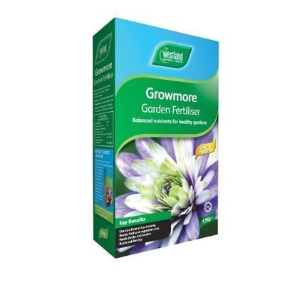 Growmore Garden Fertiliser 1.5kg