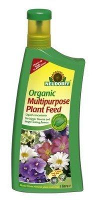 Organic Multi-Purpose Plant Feed 1 Litre