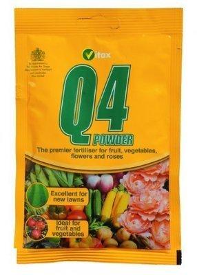 Q4 Powder 60g sachet