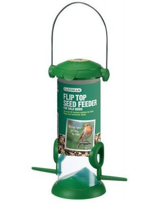 Flip Top Seed Feeder A01234
