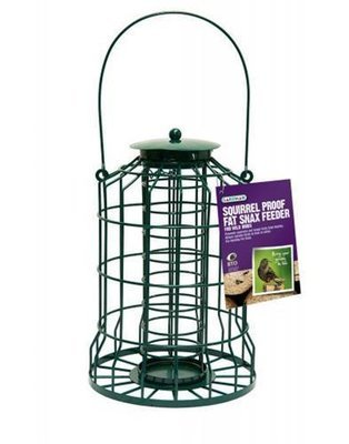 Squirrel Proof Fat Snax Feeder A01622