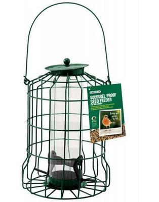 Squirrel Proof Seed Feeder A01620