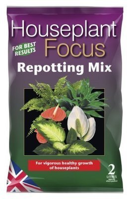 Houseplant Focus Repotting Mix 2 Litre