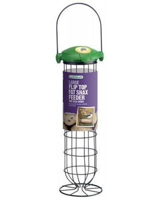 Large Flip Top Fat Snax Feeder A04243