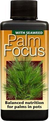 Palm Focus Unique Liquid Concentrated Fertiliser 100ml