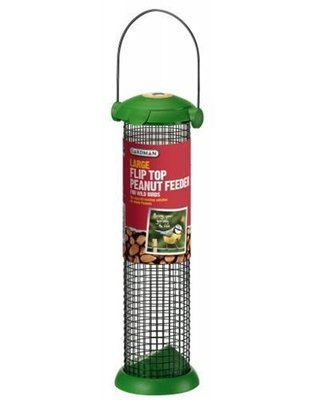 Large Flip Top Peanut Feeder A01232