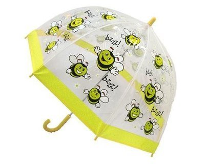 Bee kids umbrella from the Bugzz Kids Stuff collection