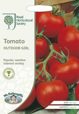 RHS Tomato Outdoor Girl