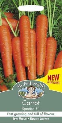 Carrot Speedo F1