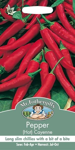 Chilli Pepper De Cayenne