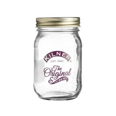 KILNER ORIGINAL & BEST JAR 0.4 LITRE