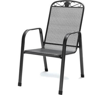 Siena Chair (Iron Grey)