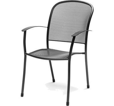Caredo Chair (Iron Grey)