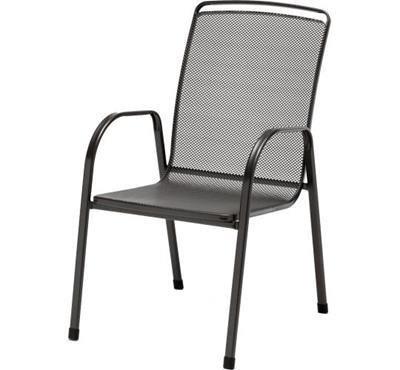 Savita Chair (Iron Grey)