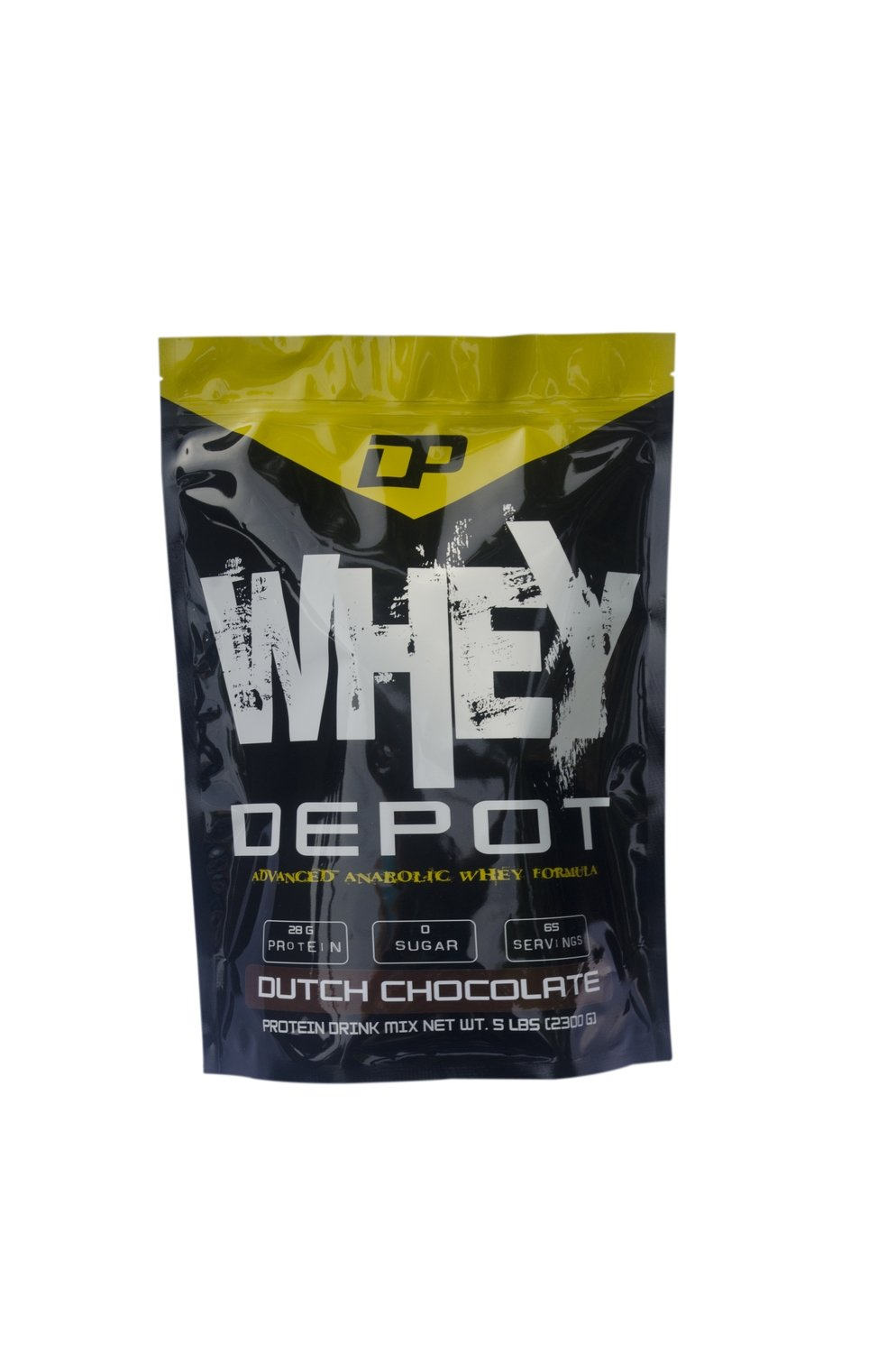 BUY 2 FREE 1! DP Whey Depot 5 lbs (2.3 kg)