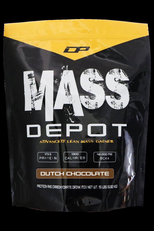 [CLEARANCE] DP Mass Depot 15 lbs (6.82 kg) 173g Protein-exp: 300619