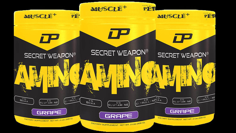 DP Secret Weapon® AMINO, 53 servings - 3 unit