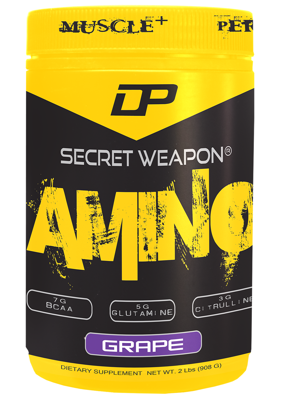 DP Secret Weapon® AMINO, 908 grams (2 lbs)