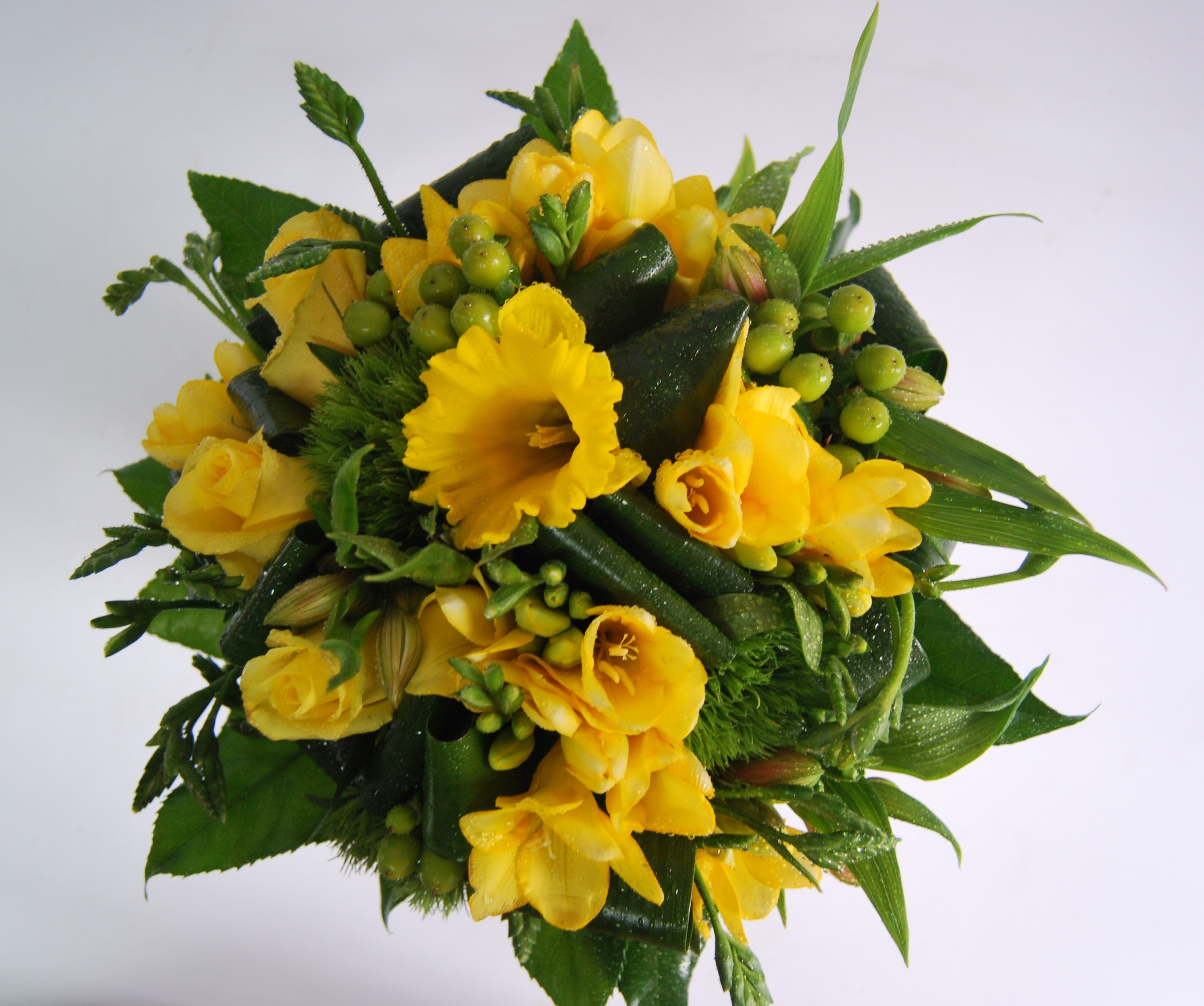 Bouquet Yellow day