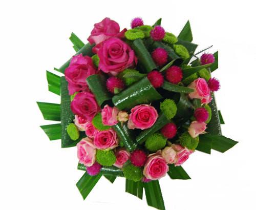 Bouquet Romântico Rosa 00034