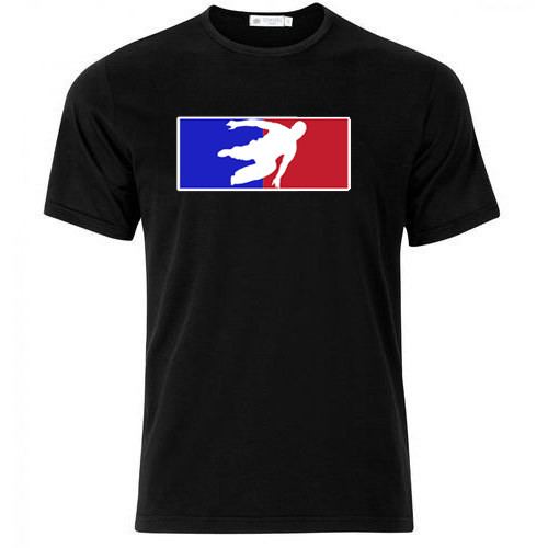 LEAP Red White & Blue Official Parkour Shirt