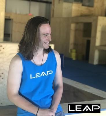 Leap Tank Top
