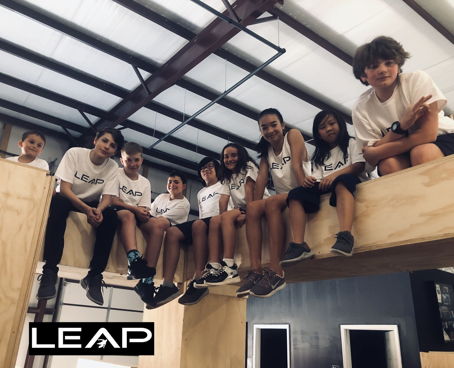 Parkour Camp Week