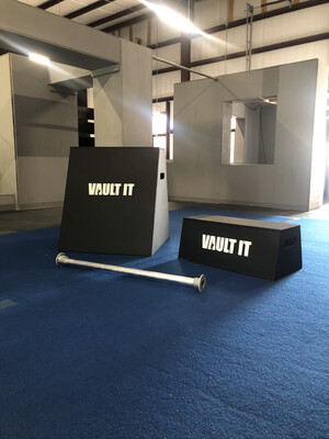 VAULT IT 3in1 Fitness Box