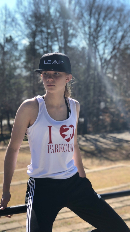 Women's Parkour Tank Top Shirt