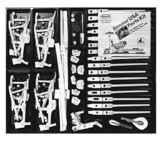 Renner Sample Parts Kit
