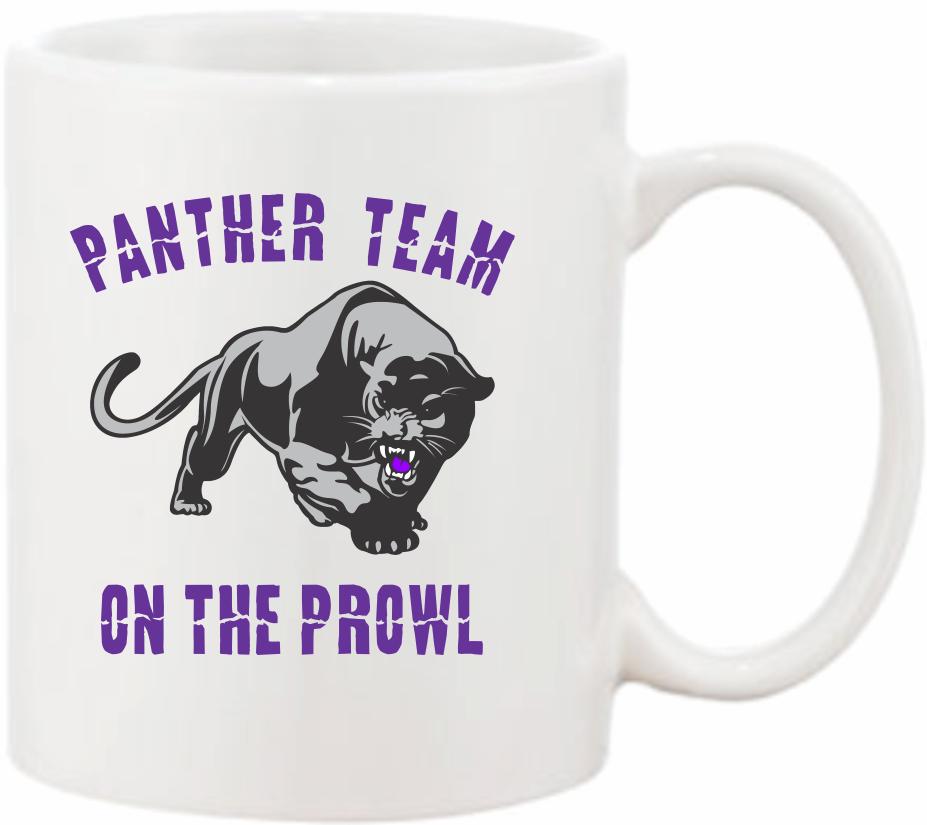 Panthers Ceramic Mug PPCMUG