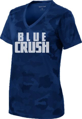 Blue Crush Practice Jersey BCPRT