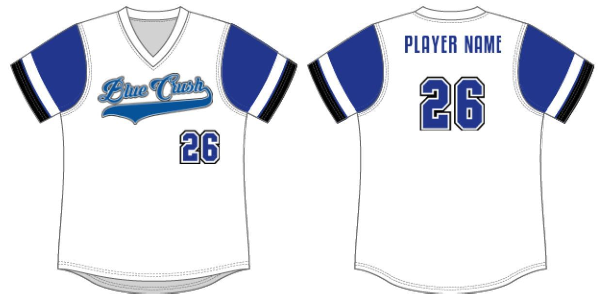Blue Crush Players Jersey BCJRSY