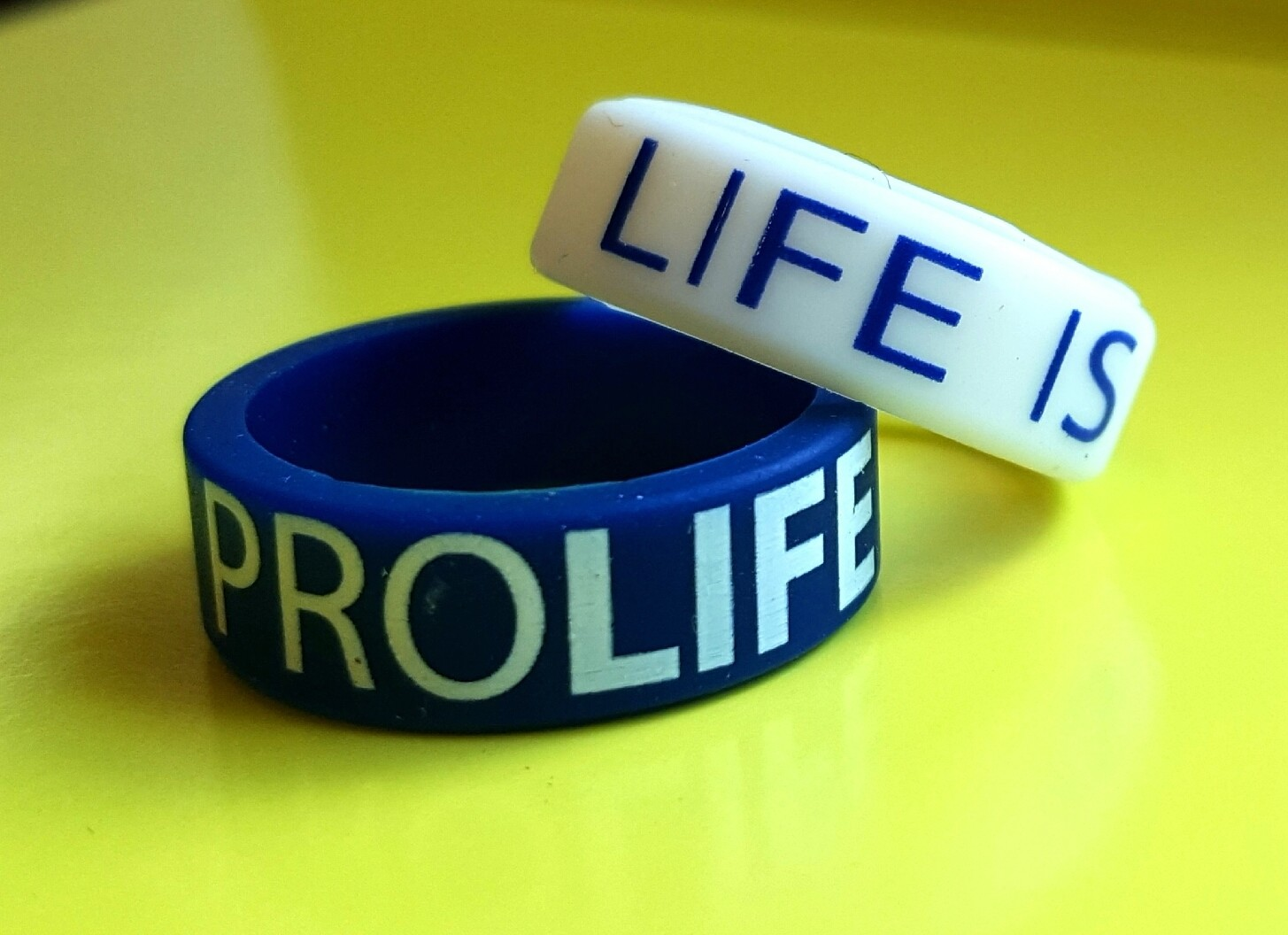 Pro-Life Rings
