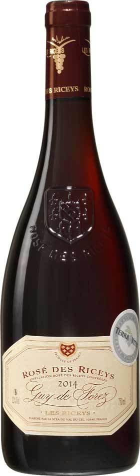 Vin Rosé des Riceys 2014