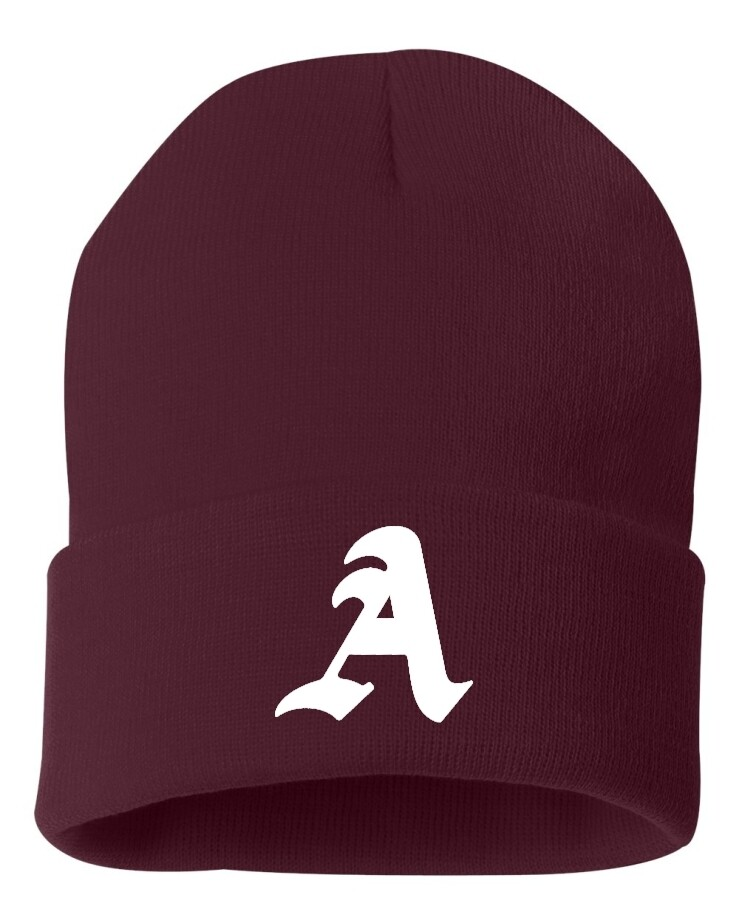 ARSENAL-SP12 MAROON STOCKING CAP