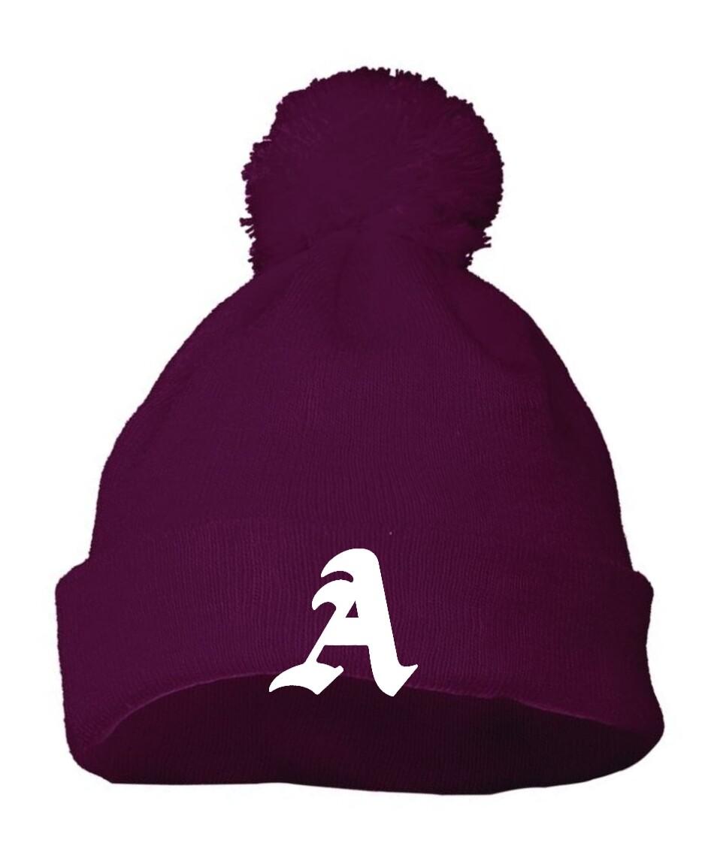 ARSENAL-6816 MAROON STOCKING CAP