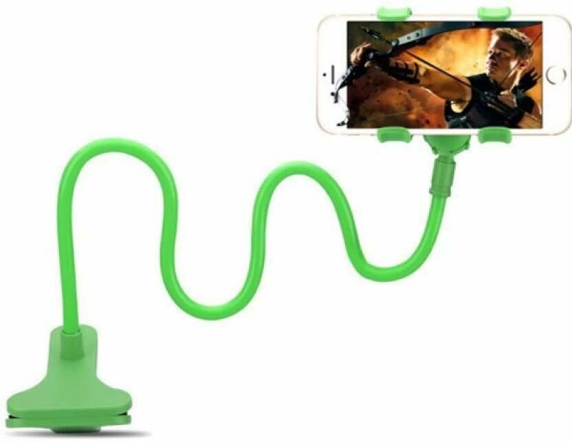 Long Bras Cell Phone Holder VERT Universal Plastic Cell Phone Clip Holder, Lazy Bracket Flexible Long Arm
