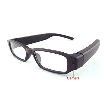 Lunettes Claires avec Camera Espion - Spy Glasses - ShopEasy