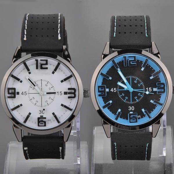 Montre Pour Homme - Classic Montre Watch Senjue - ShopEasy