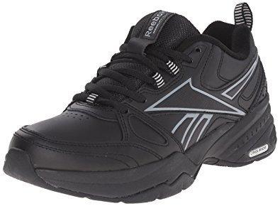 Reebok Men's Royal Mt Cross-Trainer Shoe, Black/Flat Grey, 10.5 4E US