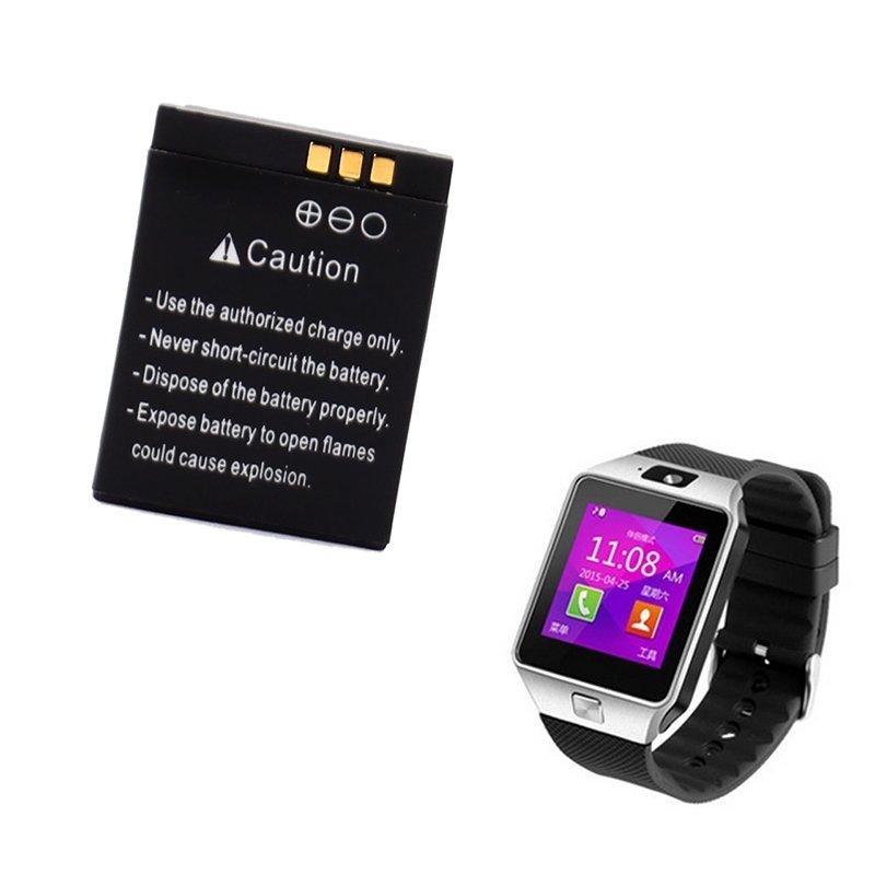 BATTERIE pour Smartwatch Cellulaire DZ09 EasyWatch 4.2